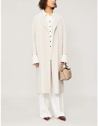 Max Mara S Esturia wool coat