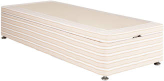 OKA Single Divan Mattress & Divan With Storage