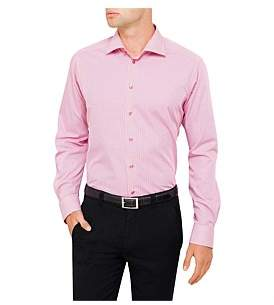 Eton Micro Gingham Check Shirt Regular Fit