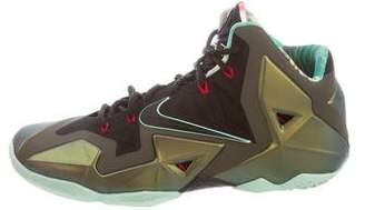 Nike Lebron 11 King's Pride Sneakers