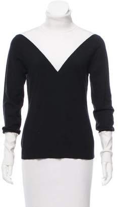 Derek Lam Long Sleeve Turtleneck Sweater