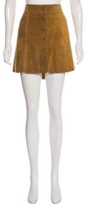 Isabel Marant Suede Mini Skirt