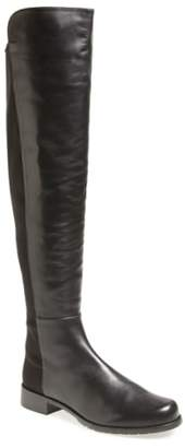 Stuart Weitzman 5050 Over the Knee Leather Boot