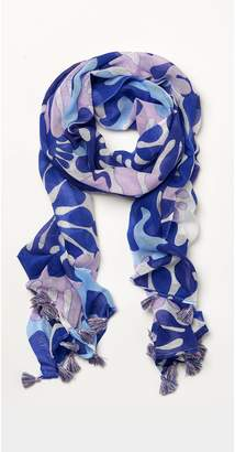 J.Mclaughlin Postcard Scarf in Dolcetto