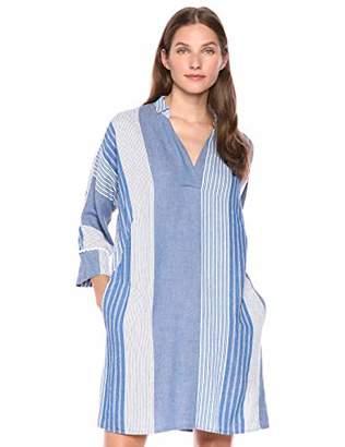 68ae9cca687f4 Nic+Zoe Women's Fiji Linen Dress