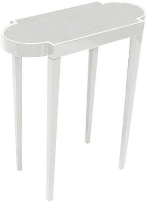 Oomph Tini II Side Table - White
