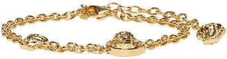 Versace Gold Medusa Anklet