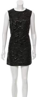 Pollini Sleeveless Mini Dress