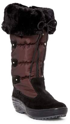Pajar Mia Faux Fur Trim Boot