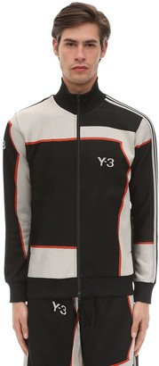 Y-3 Y 3 Techno Jacquard Track Jacket