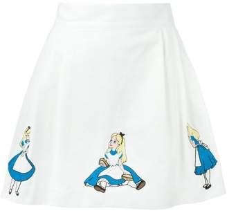 Olympia Le-Tan Disney motif skirt