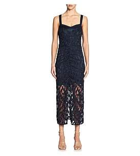 Manning Cartell Poets & Painters Ruched Dress