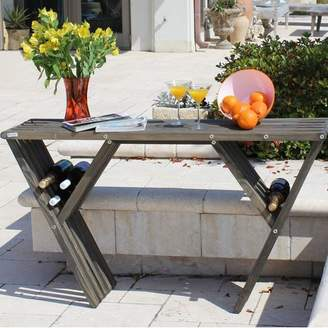 Glodea Xquare Eco Friendly Console Table X60