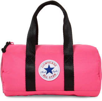 Converse S Pink Pow Duffel Lunch Bag