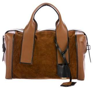 Pierre Hardy Bandit Two Material Bowling Bag
