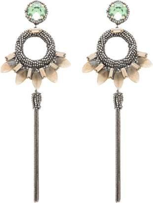 Deepa Gurnani Christina Earrings
