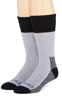 Dickies Mens 2-Pk. Thermal Acrylic Boot Crew Socks
