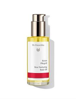 Dr. Hauschka Skin Care Rose Body Oil 75Ml