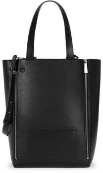 French Connection Classic Faux Leather Tote