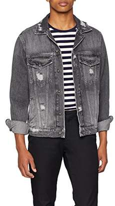Pepe Jeans Men's Pinner Jacket,Small