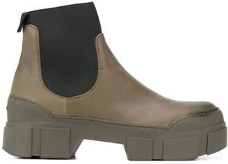 Vic Matié Chelsea boots