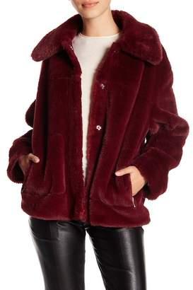 Urban Republic Faux Fur Jacket