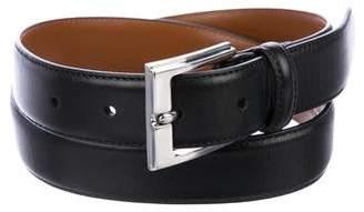 Lauren Ralph Lauren Leather Buckle Belt