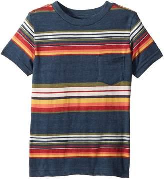 Lucky Brand Kids Short Sleeve Printed Tee Boy's T Shirt