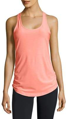 New Balance Ruched Tank Top