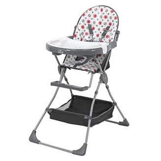 Kidsaw Highchair with Storage Basket 252, Grey, of