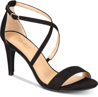 Thalia Sodi Darria Strappy Sandals, Created for Macy's Women's Shoes