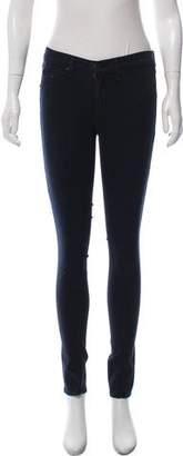 Rag & Bone Skinny Mid-Rise Legging Pants