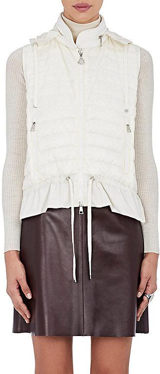 MonclerMoncler Women's Maglia Combo Vest-White