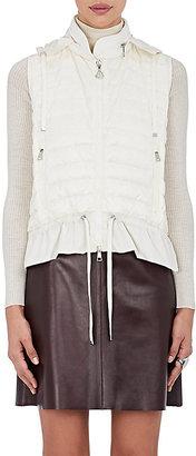 Moncler Women's Maglia Combo Vest $825 thestylecure.com