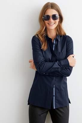 Next Womens Navy Perfect Shirt