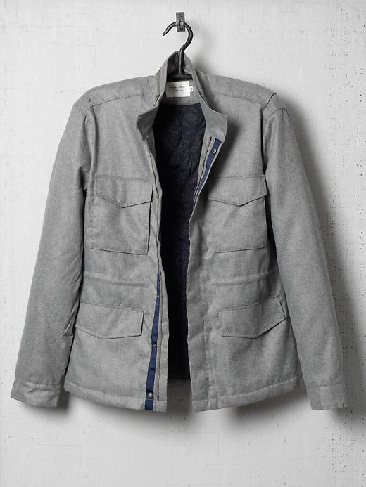Kenneth Cole SHADES of GREY by Micah Cohen M65 Jacket