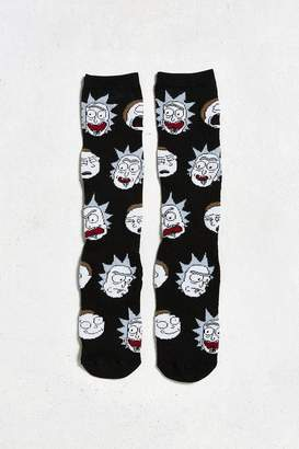 Urban Outfitters Rick And Morty Sock