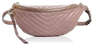 Rebecca Minkoff Edie Large Leather Sling Belt Bag