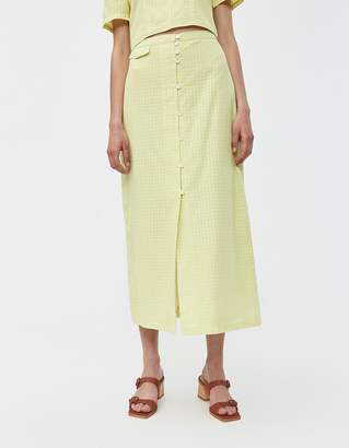 6f4e278f9d Paloma Wool Lalonde Skirt in Light Green