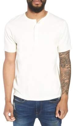 Frame Slim Fit Henley T-Shirt