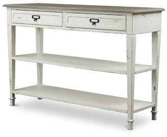 Baxton Studio Dauphine Traditional French Country Accent Console Table
