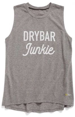 Women's Drybar Capsule Drybar Junkie Tank $33 thestylecure.com