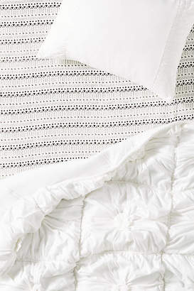 Anthropologie Laura Blythman Geo Crib Sheet