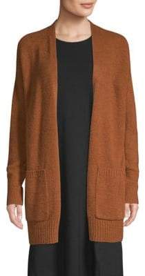 Eileen Fisher Organic Cotton Cardigan