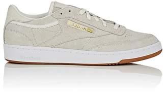 Reebok Women's BNY Sole Series: Women's Club C 85 Suede Sneakers