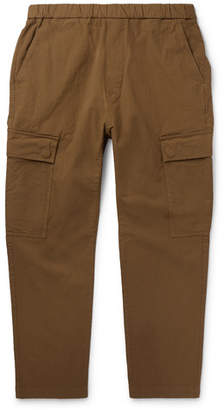 Cotton-Ripstop Cargo Trousers