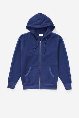 Saturdays NYC JP Tape Zip Hooded Sweatshirt