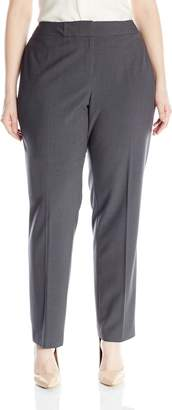 Nine West Women's Plus-size Trouser Pant