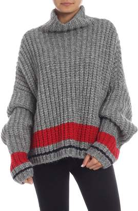 DSQUARED2 Alpaca And Wool Sweater