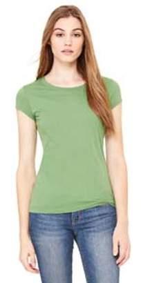 Bella + Canvas Ladies' Sheer Jersey Short-Sleeve T-Shirt B8101